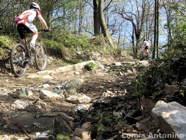 Test Percorso Barni Gran Prix 3 Provincie - 05 Maggio 2013 - Barni (CO) - Antonino Lumia - Claudio Colombo